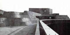 Communist Party Headquarters, Paris  Oscar Niemeyer