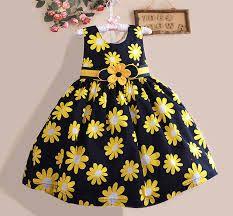 Resultado de imagen para nuevos modelos de vestidos en flores para niña
