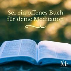 Offenheit lohnt sich!  #offenheit #meditieren #offenesbuch #ehrlich #integrität