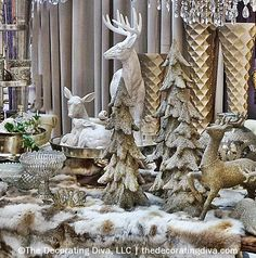 Enchanted Forest Tablescape