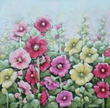Image result for cottage garden art