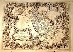 Antique Malta Maps