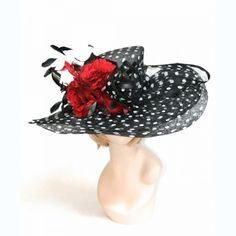 "diane harty hats millinery   ... .com ""Victoria"" by Vinzetta Millinery Kentucky Derby Hats"