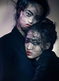 Fashion editorial for Jute Magazine by Alice Berg #fashion #editorial #beauty