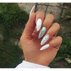 Mejores Diseños de Uñas que te Inspirarán - -▷ Mejores Diseños de Uñas que te Inspirarán - - 39 Ideas for nails design black yellow Beste Nagelideen! Perfect Nails, Gorgeous Nails, Pretty Nails, Nice Nails, Simple Nails, Hair And Nails, My Nails, Shellac Nails, Coffin Nails Matte