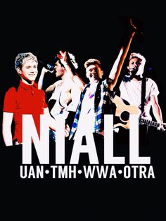 Niall - tours I'm crying on the inside