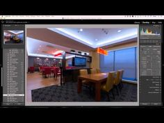 How to stack together images for real estate shots with Lightroom