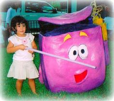Dora the Explorer party ideas
