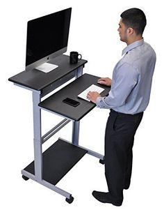10 best top 10 standing desk risers images music stand standing rh pinterest com