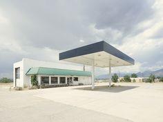 Photographer captures 26 abandoned gasoline stations across America | Creative Boom