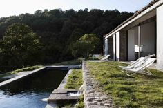 An Abandoned Stable in Spain Is Transformed Into a Sustainable Vacation Home For Rent - Dwell