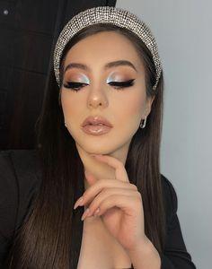 Love My Makeup, Fancy Makeup, Prom Makeup Looks, Old Makeup, Unique Makeup, Dramatic Makeup, Perfect Makeup, Gorgeous Makeup, Pretty Makeup