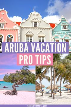 In this Aruba travel guide, I'll share the 10 most important things to know before visiting One Happy Island–plus a few extra pro travel tips at the end! #Arubatravel #Aruba #caribbean | Visiting Aruba | Traveling to Aruba | One Happy Island | Aruba insider tips | Aruba vacation tips | Information about Aruba | Aruba things to know | Aruba trip | Flamingo Beach | Flamingo island | Aruba pictures | Aruba photography Jamaica, Barbados, Aruba Aruba, Best Travel Guides, Travel Tips, Travel Advice, Travel Ideas, Travel Destinations, Caribbean Vacations