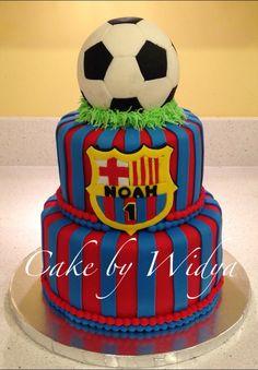 theme cake fcb more men s cakes partys cakes theme cakes up n cakes ...