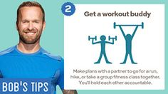 Bob's Tips to Achieve Your Fitness Goals   The Biggest Loser