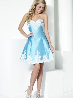 2016 Prom Dress Lace Short homecoming Dress /Cocktail Dress Hs 27946