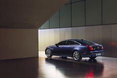 Jaguar voorziet XJ van een kleine update