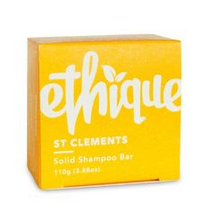 Ethique shampoo bar