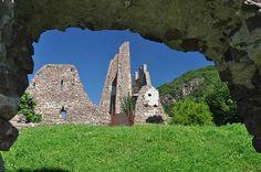 Ruine Laimburg bei Bozen, Südtirol hat folgende Stichwörter: Italien, Bozen, Kaltern.