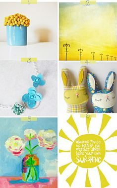 Etsy Take Five Tuesday by decor8, via Flickr