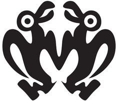 Manutara Isla de Pascua Easter Island Native Symbols, Mayan Symbols, Stencil Art, Stencils, Turkey Images, Sports Painting, Geometric Symbols, Native American Wisdom, Silhouette Painting