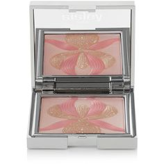 Sisley - Paris Highlighter Blush - L'Orchidée ($91) ❤ liked on Polyvore featuring beauty products, makeup, cheek makeup, blush, pink, sisley and sisley blush