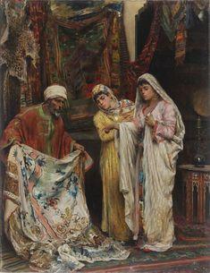 Il mercante di tappeti
