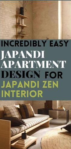 Minimalistic focus with Japandi interior design from Upscale Interiors.