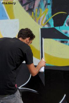 Photo: Δημήτρης Καρυδιάς| Ηλικία 21| Φοιτητής στο Τμήμα Τεχνολογίας Γραφικών Τεχνών, ΤΕΙ Αθήνας  Τίτλος Φωτογραφίας: «Δώσε Χρώμα»