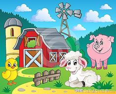 Farm Theme Image 5 - Download From Over 23 Million High Quality Stock Photos, Images, Vectors. Sign up for FREE today. Image: 24291993