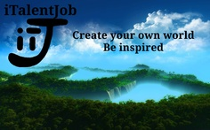 Inspiration come first. Create Your Own World, Dream Job, First They Came, How To Get, Inspiration, Biblical Inspiration, Motivation
