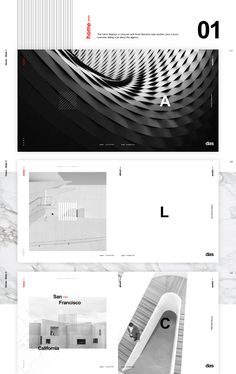 Webiste concept for an architecture studio. Based on a real architecture studio with this name. Some images belong to Bam Studio and others were taken from Unsplash.The concept behind the art direction is the invisibility of des& Website Design Layout, Web Layout, Layout Design, Website Designs, Minimal Web Design, Modern Web Design, Design Design, Web Minimalista, Mise En Page Web