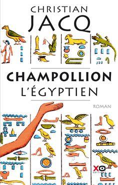 EXTRAIT // Champollion - Christian Jacq