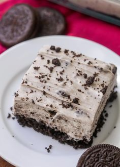 No Bake Cheesecake - simple and delicious!