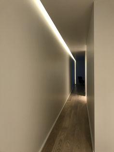 Corridor flat Poland