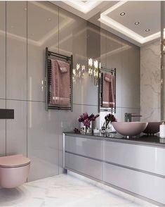 Neues Projekt von Z E T W I X - Haus einrichten: Gestaltungs- und Dekoideen - Astuces de Décoration Intérieure Bad Inspiration, Bathroom Inspiration, Bathroom Ideas, Kmart Bathroom, Bathroom Canvas, Bathroom Small, Bathroom Modern, Bathroom Toilets, Bathroom Inspo