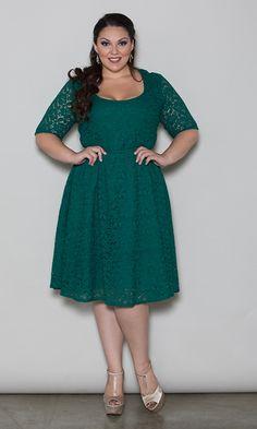 1950s Plus Size Dresses, Clothing | Retro vintage and 1950s
