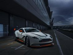 Aston Martin Reveals the Limited Edition Vantage GT3