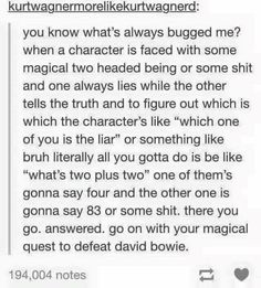 This logical shortcut. | 14 Tumblr Posts That Are Long But Totally Worth The Read