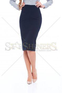 Fofy Commitment DarkBlue Skirt