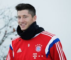 Robert Lewandowski #footballislife