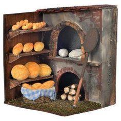 Horno de pan para tus muñecas!!