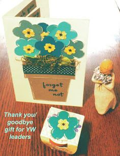 LDS Young Women Activity Ideas and More!: Goodbye / thank you gift for leaders/