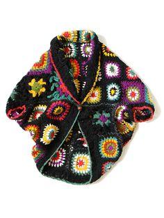 クロッシェとはフランス語で「かぎ針編み...