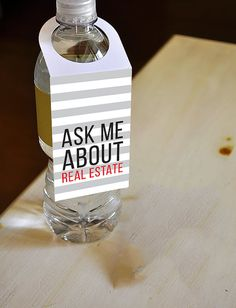 Hello & welcome to my graphic design store. {Wine Bottle or Water Bottle tags} Bring these to your next party or event. Everyone loves a