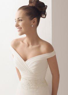 aire barcelona - wedding dress - bridal collection - aire 2010 - bobbie
