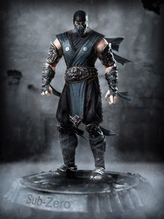 """Mortal Kombat 9 this is the best game ever. Mortal Kombat""""game, can't wait for the new one in april ugh yes. Sub Zero Mortal Kombat, Mortal Kombat 2, Playstation, Kung Lao, Foto Top, Mileena, 3d Fantasy, Dragons, Action"""