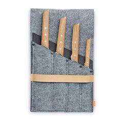 Triangel Hverdagsmappa - Hyttefeber.no Magnetic Knife Strip, Knife Block, Magnets, Kitchen, Products, Cooking, Kitchens, Cuisine, Cucina