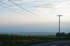 Overlooking Ithaca hills by Sipuhha, via Flickr