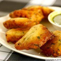 Masala Vada Recipe (Indian Urad Dal Fritters)